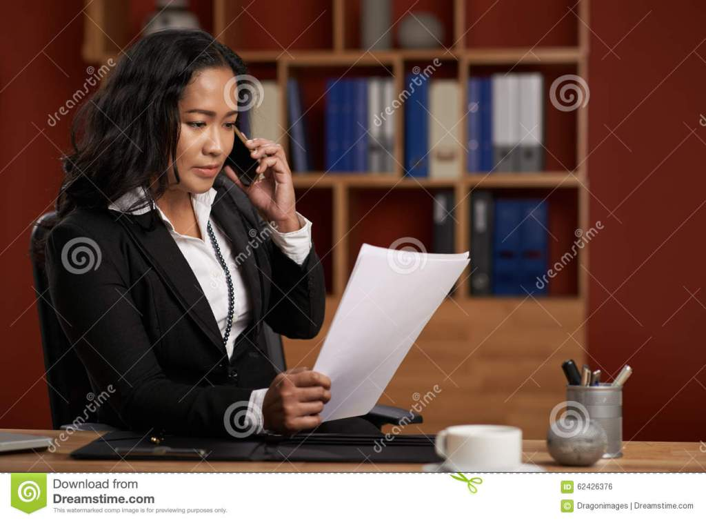 Consulting Client Stock Photo Image 62426376
