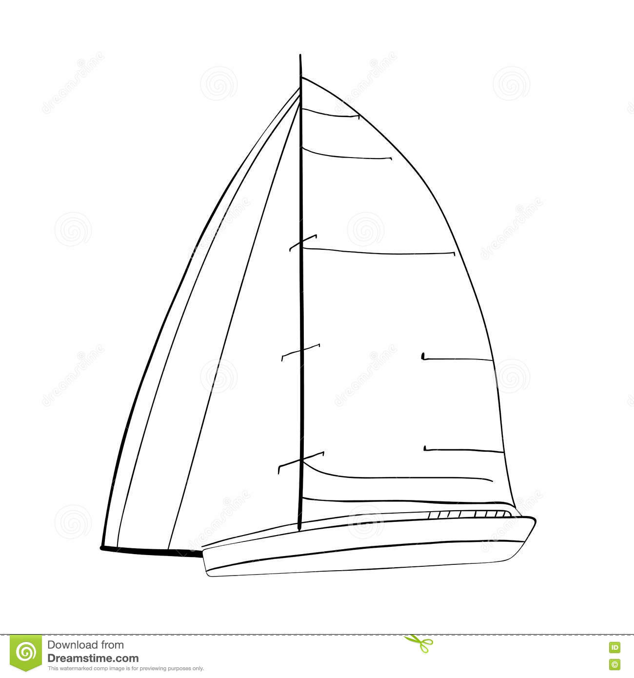 Yacht Diagram