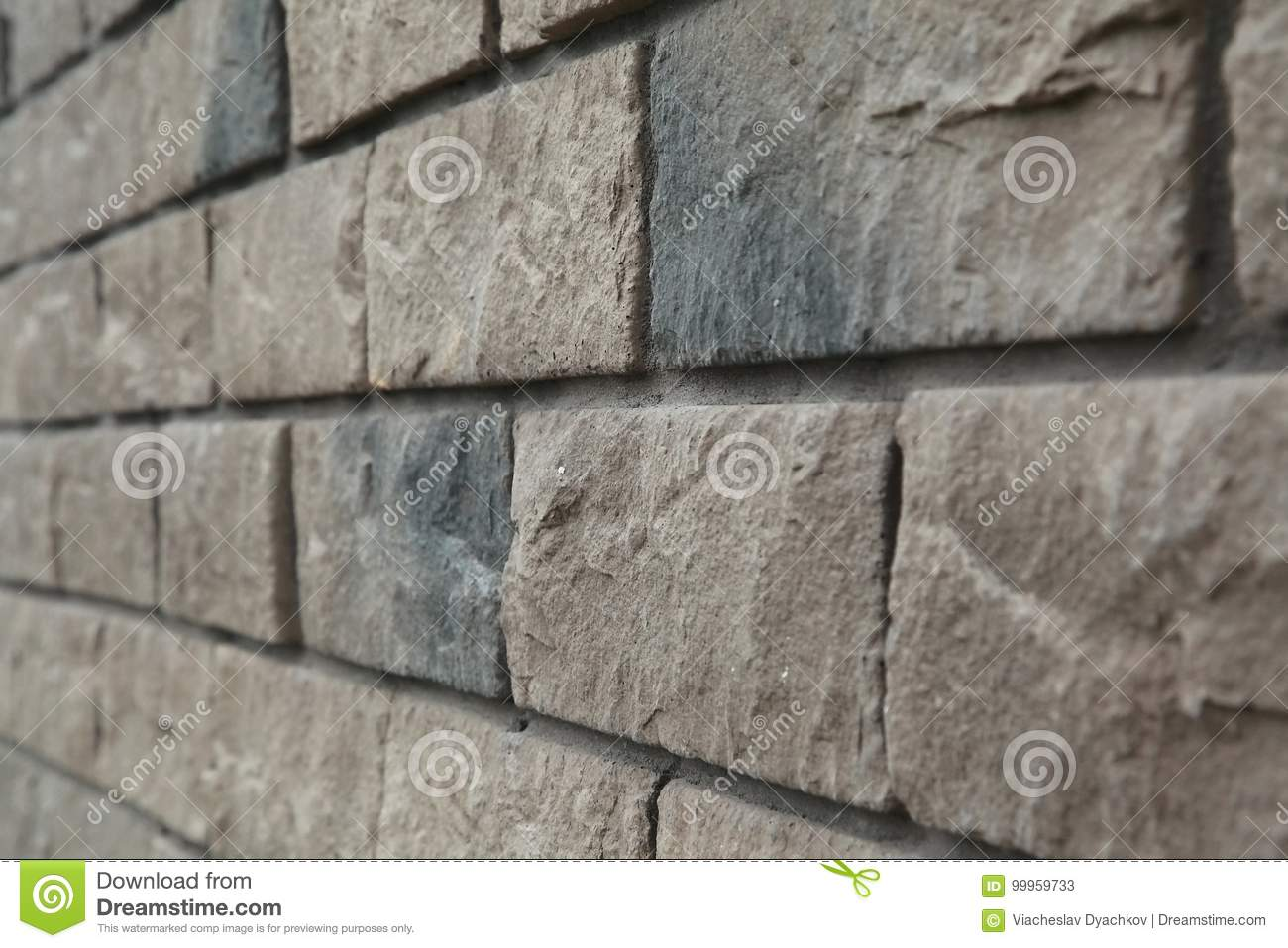 The Corner Structure Of The House Texture Artificial
