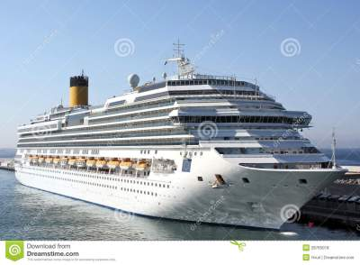 Costa Serena Cruise Boat Royalty Free Stock Photos - Image ...