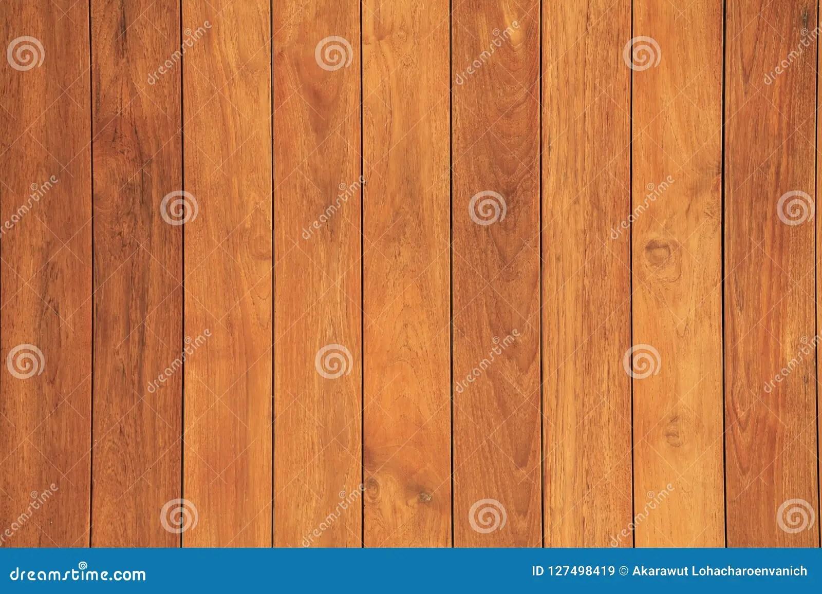 Couleur Naturelle De Mur En Bois Naturel De Teck Image Stock Image Du Brun Rustique 127498419