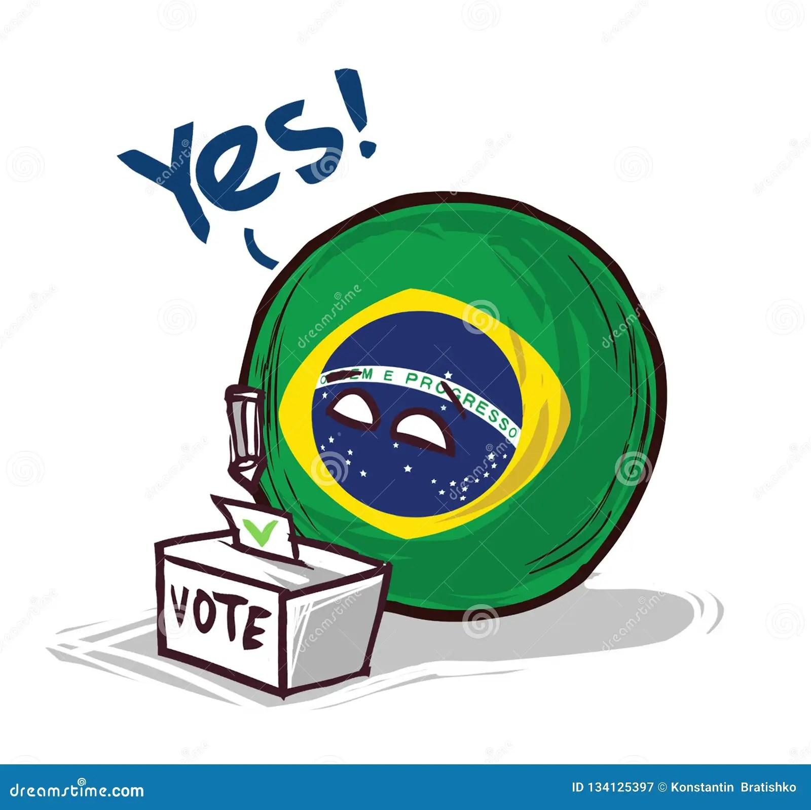 Countryballs Speedart Brazil States Youtube