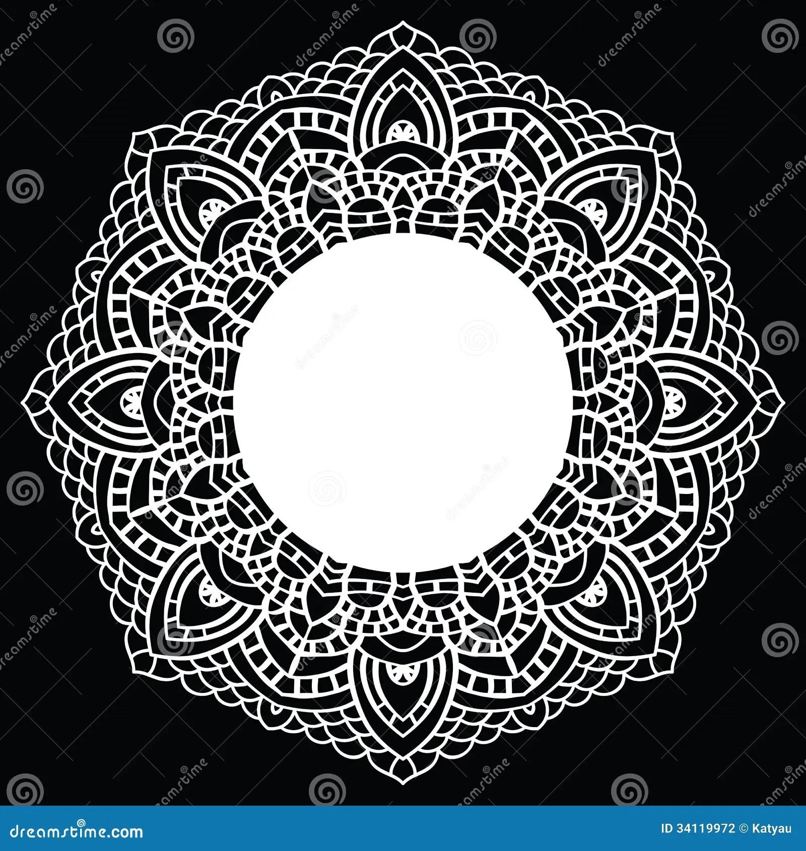 Circle Mandala Patterns