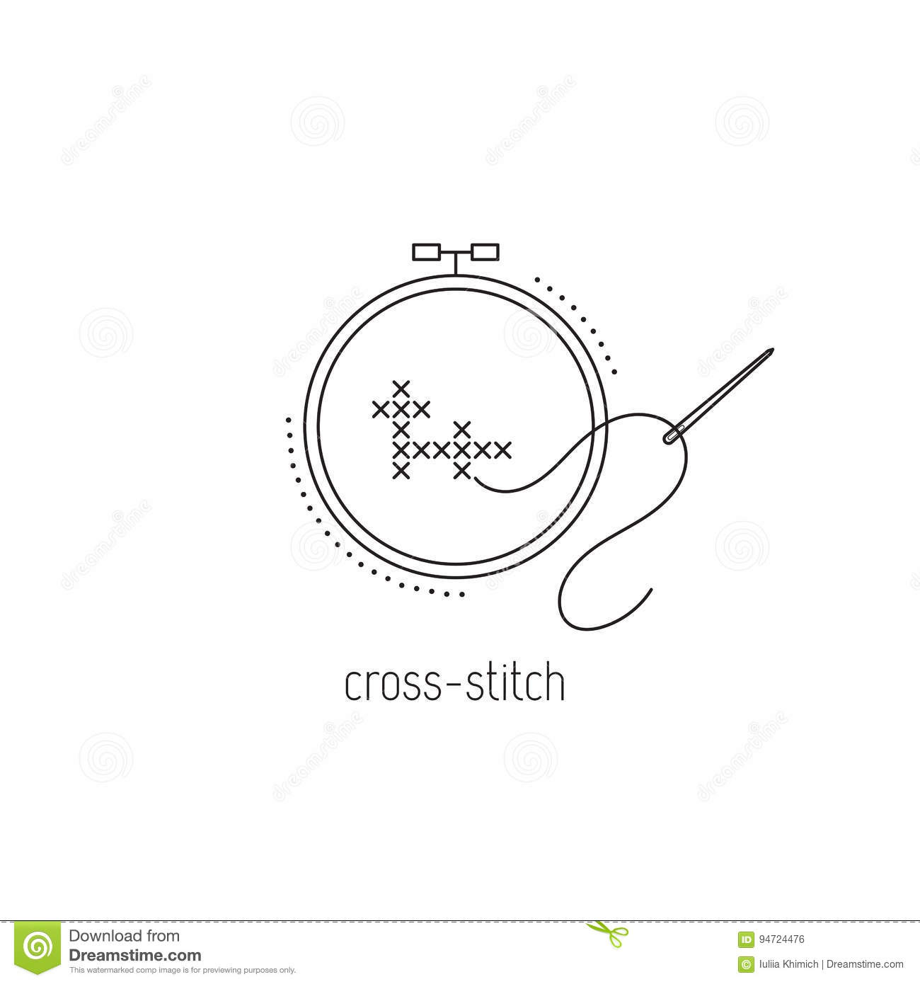 Cross Stitch Stock Illustrations 3 810 Cross Stitch Stock Illustrations Vectors Amp Clipart