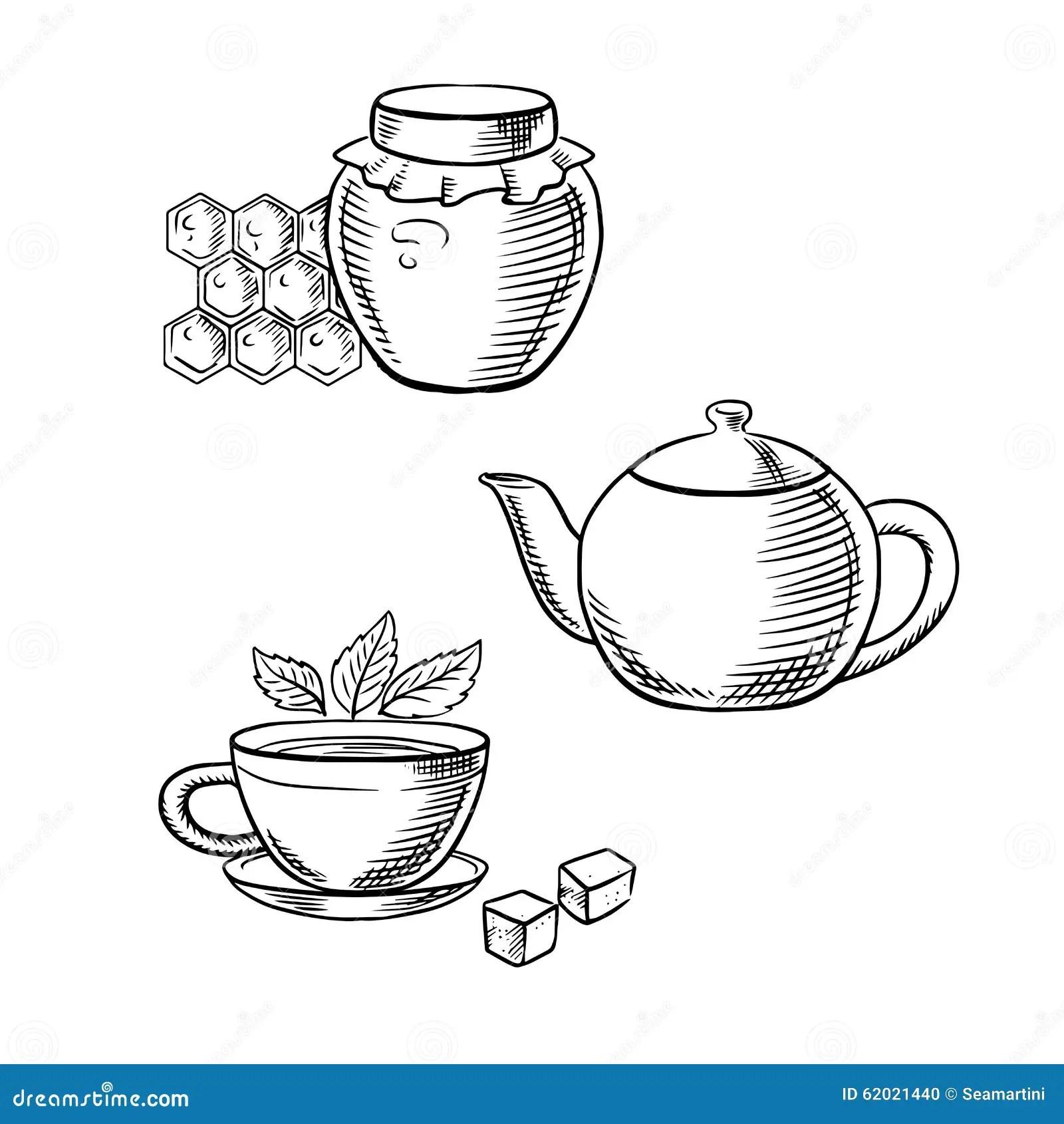 Tea Cup Clipart