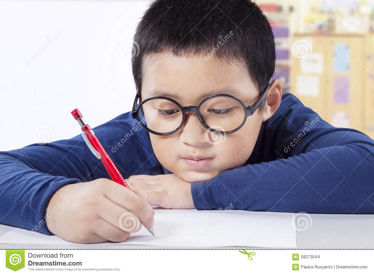 Writing Paper For Primary Students