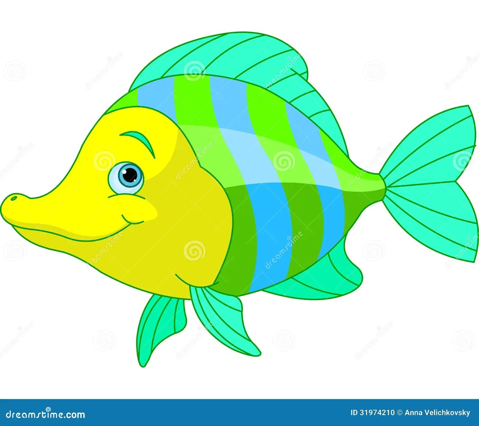 cute fish stock photo image 31974210