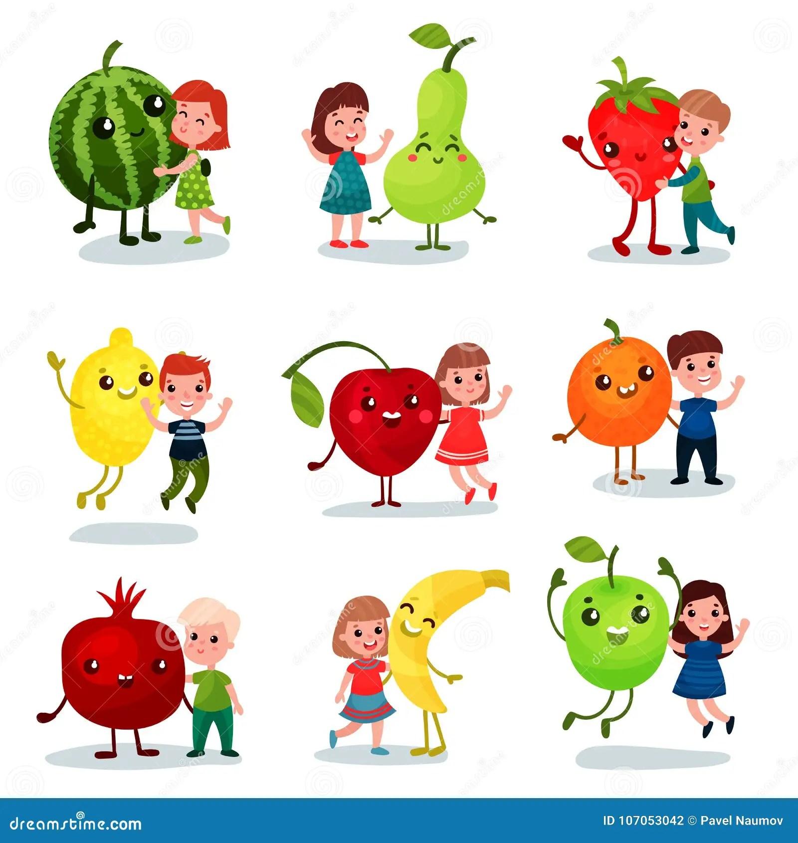 Healthy Children Stock Illustrations 17 254 Healthy