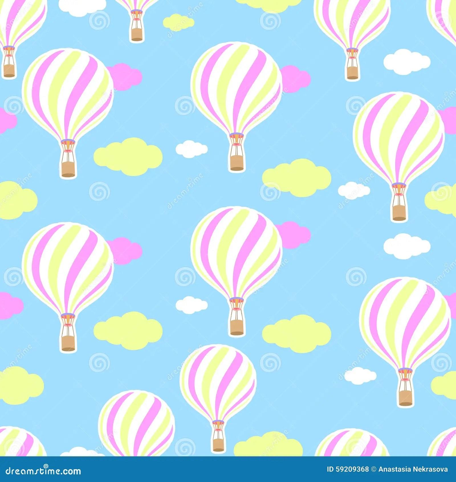 Beautiful Hot Air Balloon Template E Commercewordpress ...