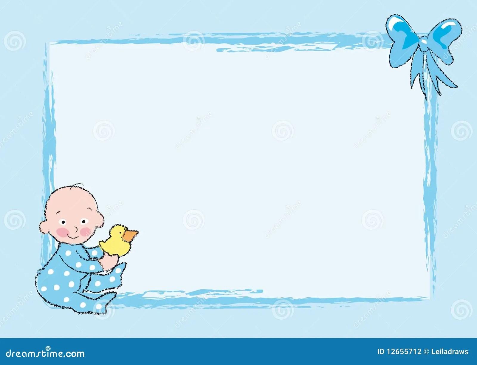 Sample Christening Invitation Baby Boy