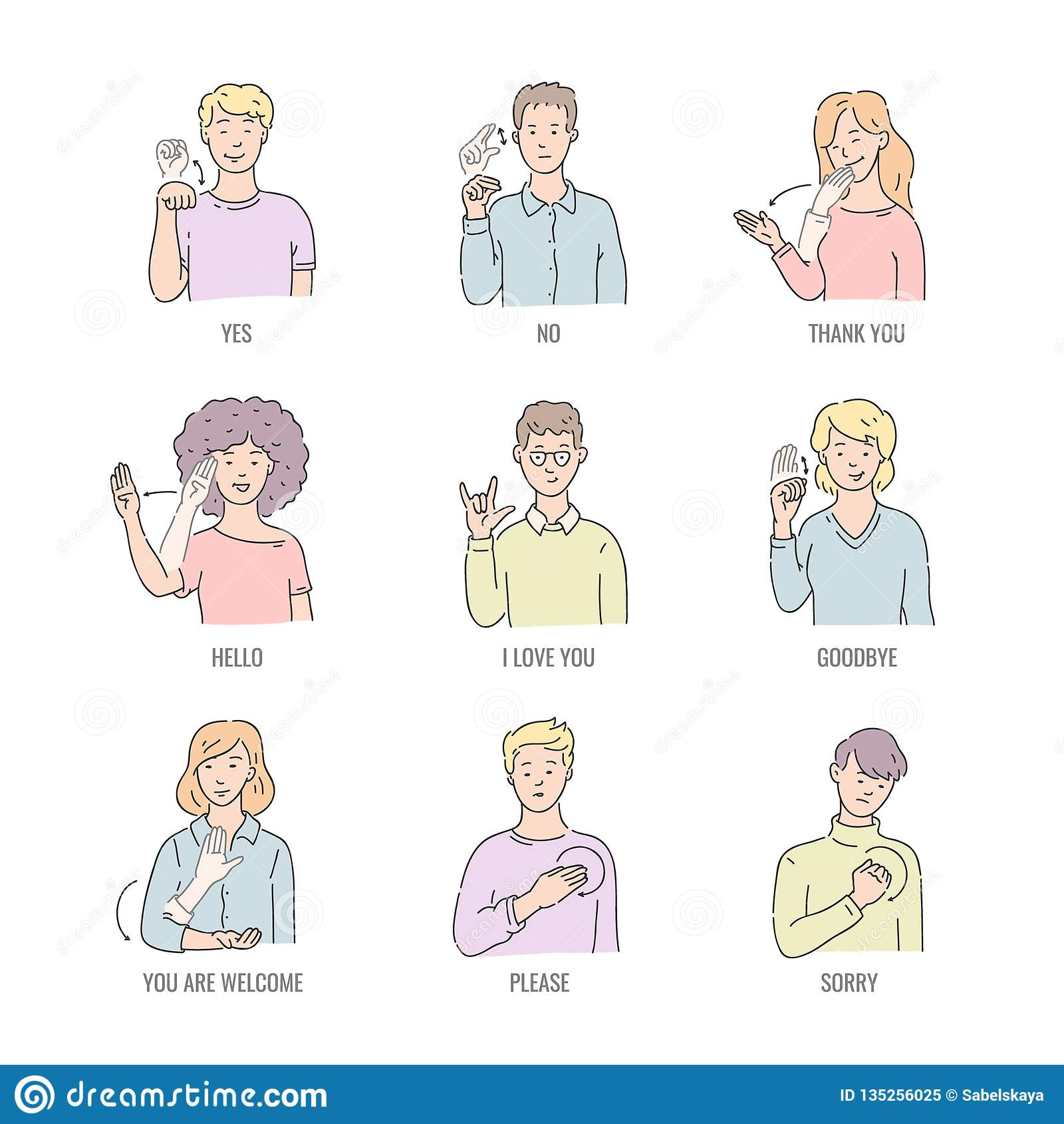 Deaf Stock Illustrations 3 901 Deaf Stock Illustrations