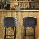 Detail Of Interior Of Designed Restaurant Bar Table In An Expensive Restaurant Stock Photo Image Of Appliance Luxury 165200102