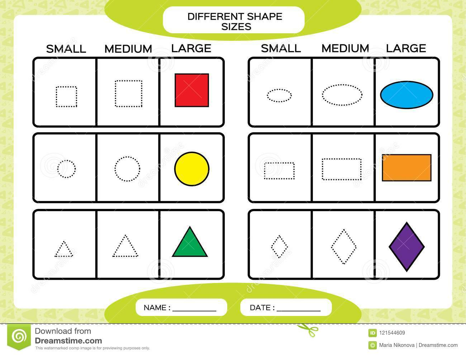 Learning Basic Shapes Stock Illustrations 222 Learning Basic Shapes Stock Illustrations