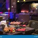 Fancy Restaurant Dinner Stock Image Image Of Elegant 139967545