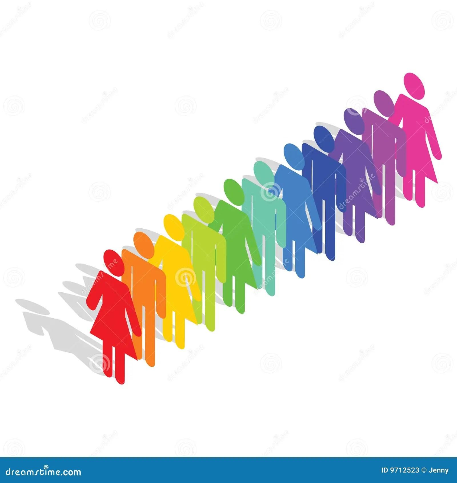 Diversity Stock Photos Image 9712523