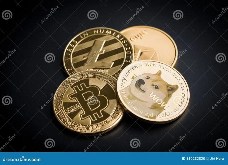 Dogecoin Stock : Stock Photography Royaltyfree Dogecoin ...