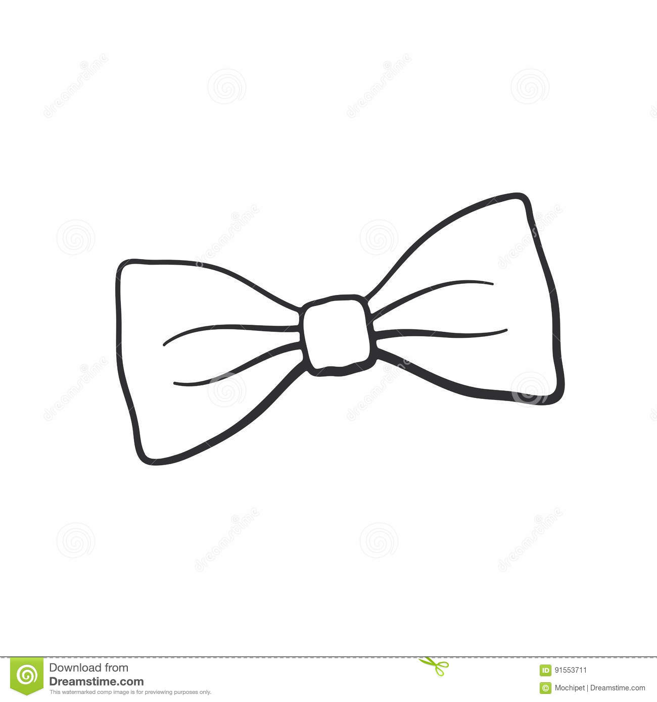 Bow Tie Cartoon Photos