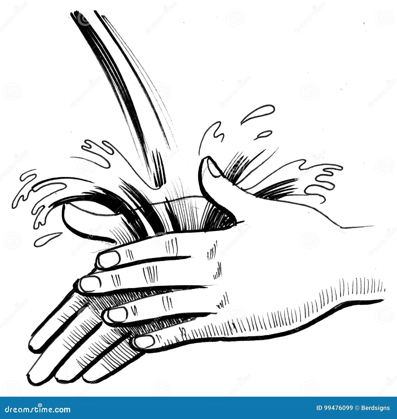 Hands Hygene Stock Illustrations 11 Hands Hygene Stock