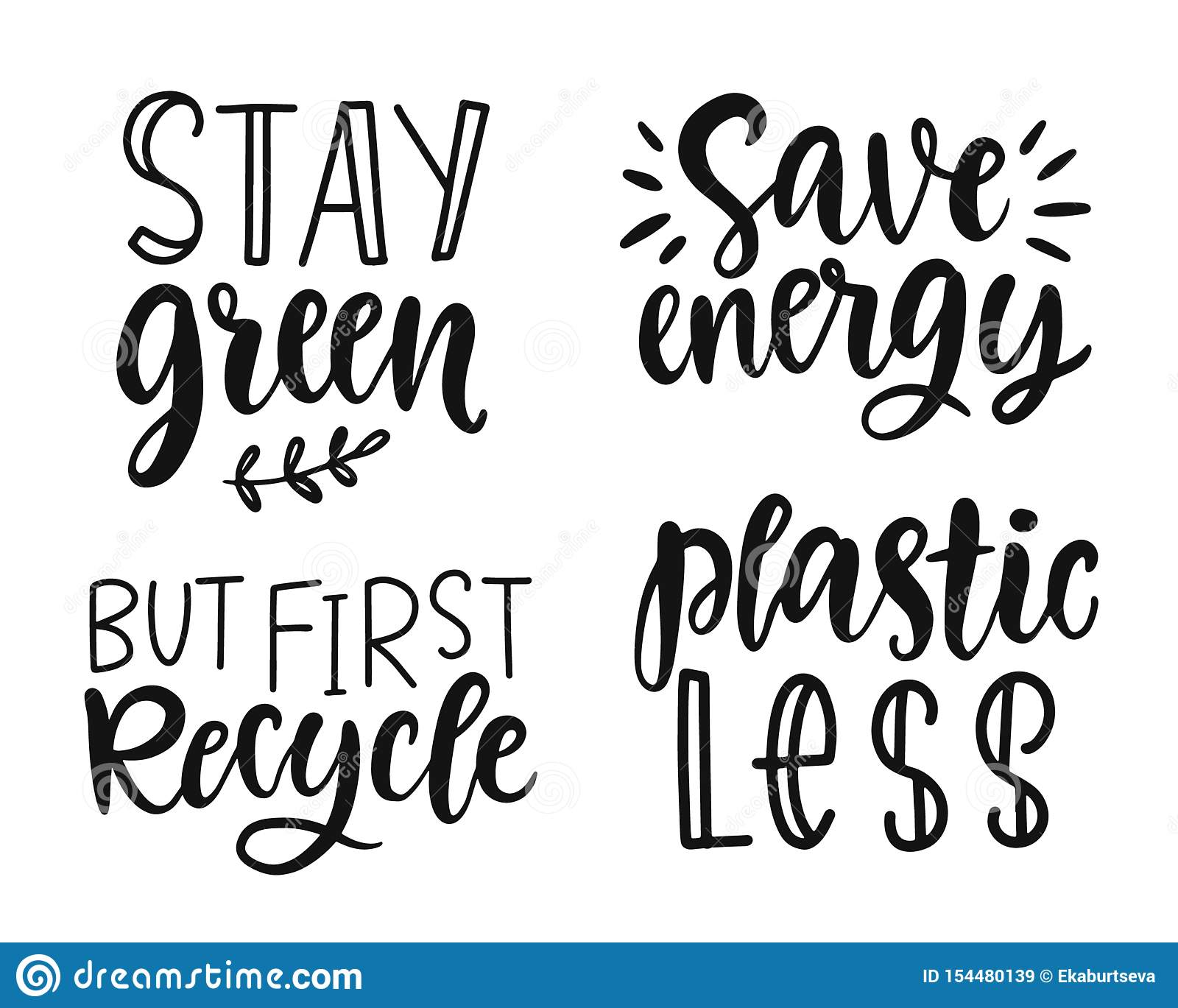 Earth Day Plastic Free Recycle Go Green Save Energy