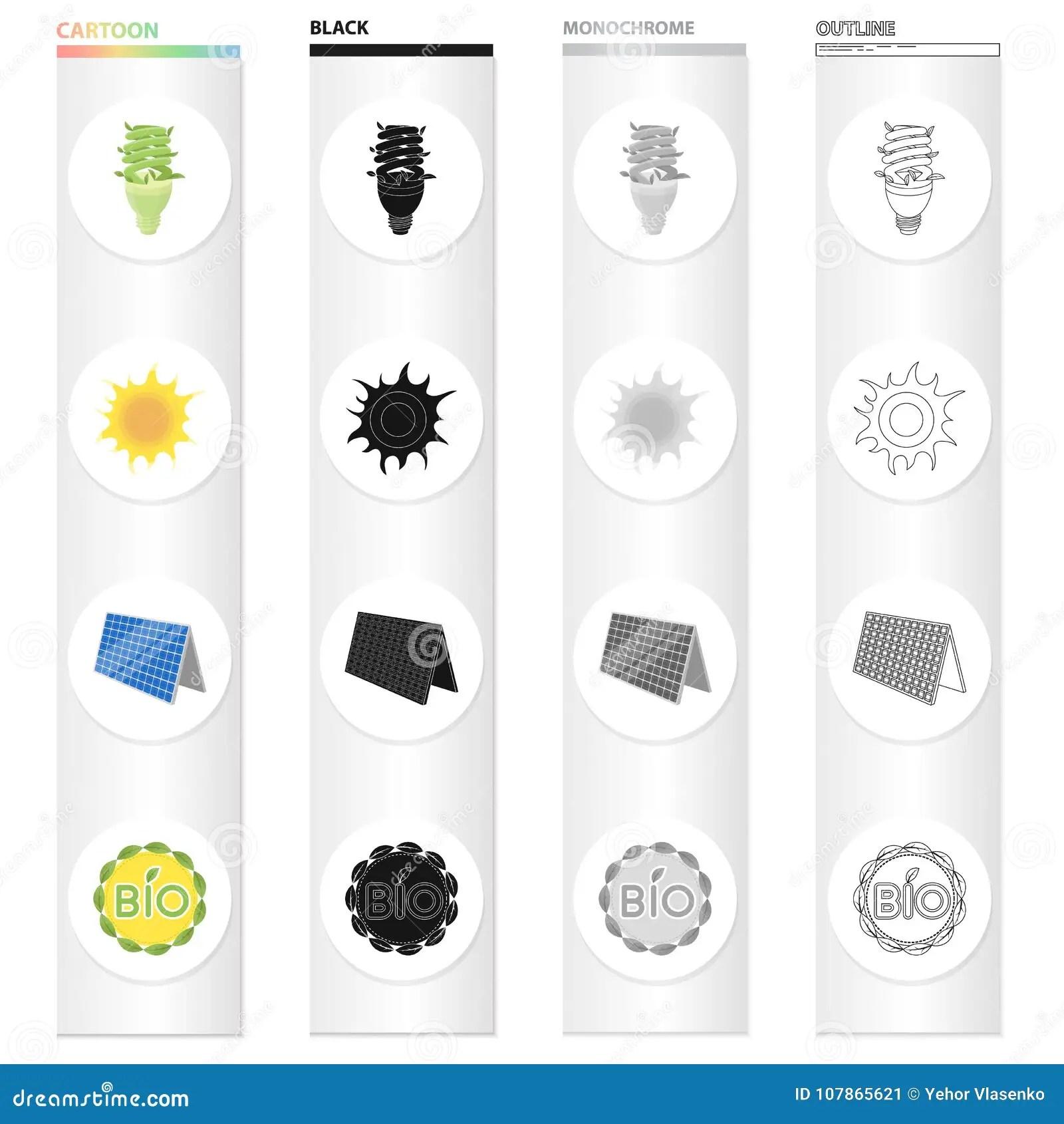 Economical Light Bulb Solar Battery Sun Bio Label