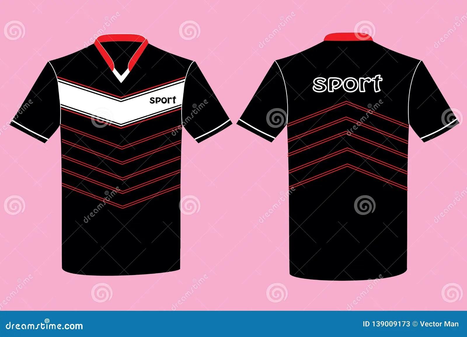 Editable T Shirt Design Template 03 Vector Stock Vector