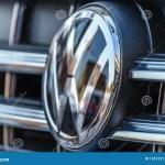 Editorial Volkswagen Editorial Stock Photo Image Of Logo 126123173