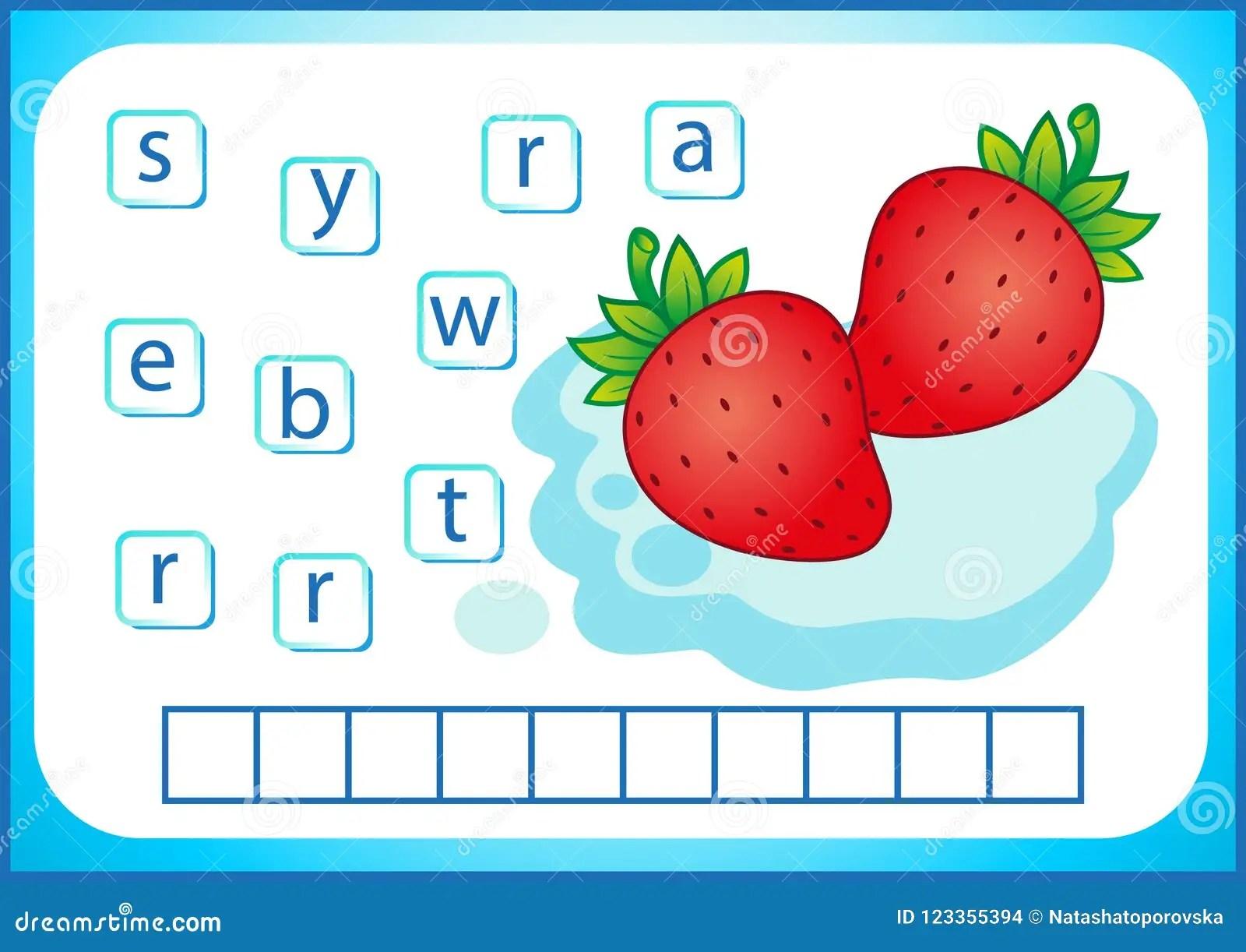 35 Nombres De Frutas En Ingles Y Espanol Con Imagen