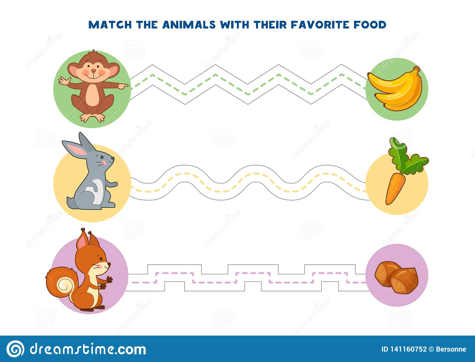 Educational Printable Games For The Development Of Fine