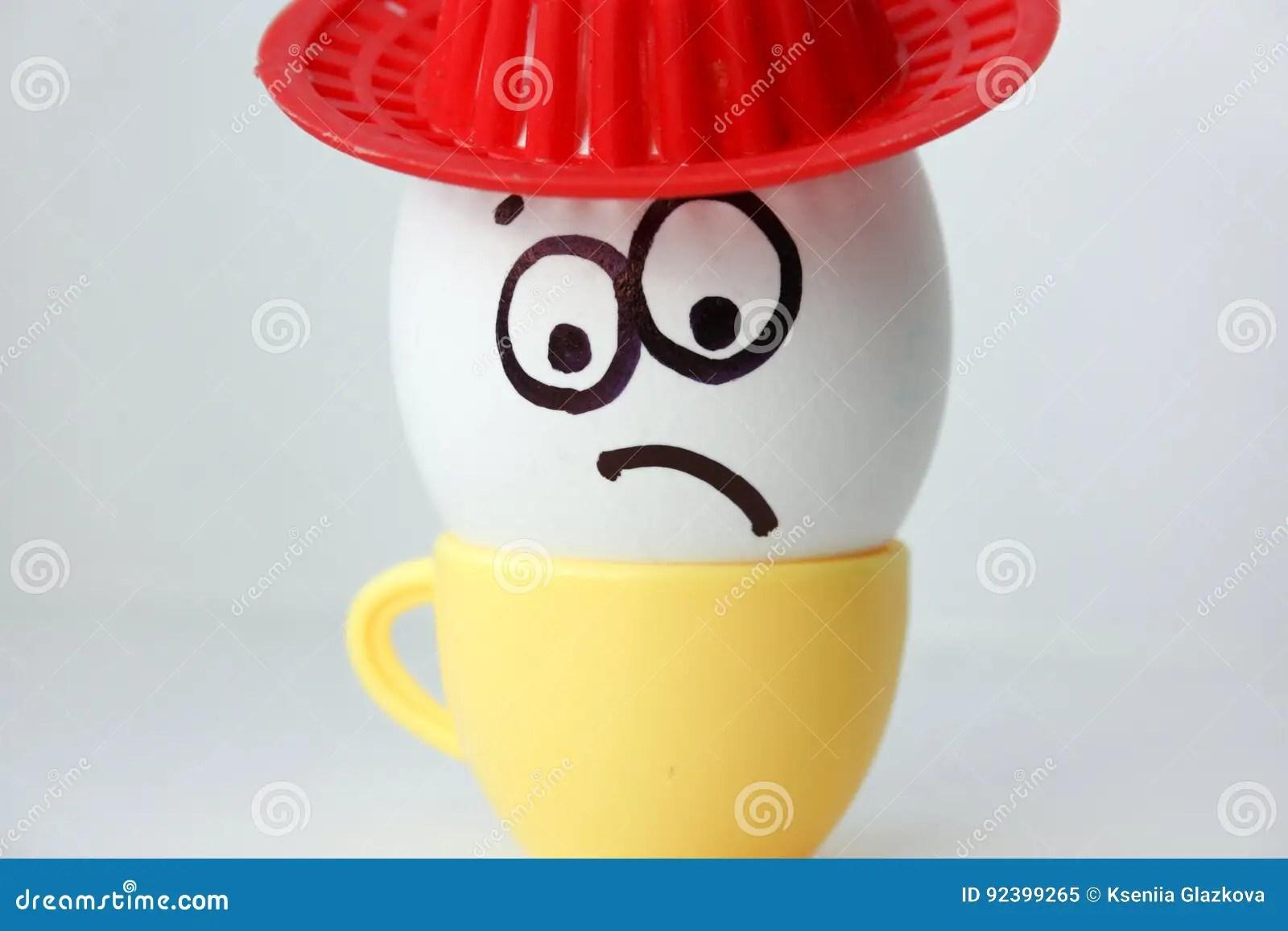 Gesicht Eier Und Axeln Rasiert Sich Wie Eine Seerobbe Fuhlen
