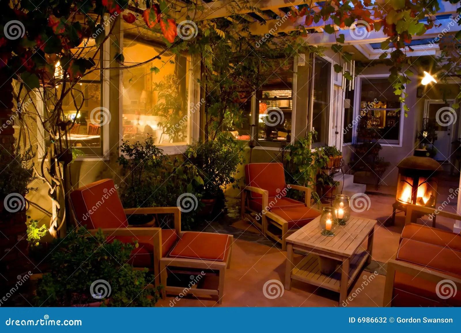 Backyard Patio Plans