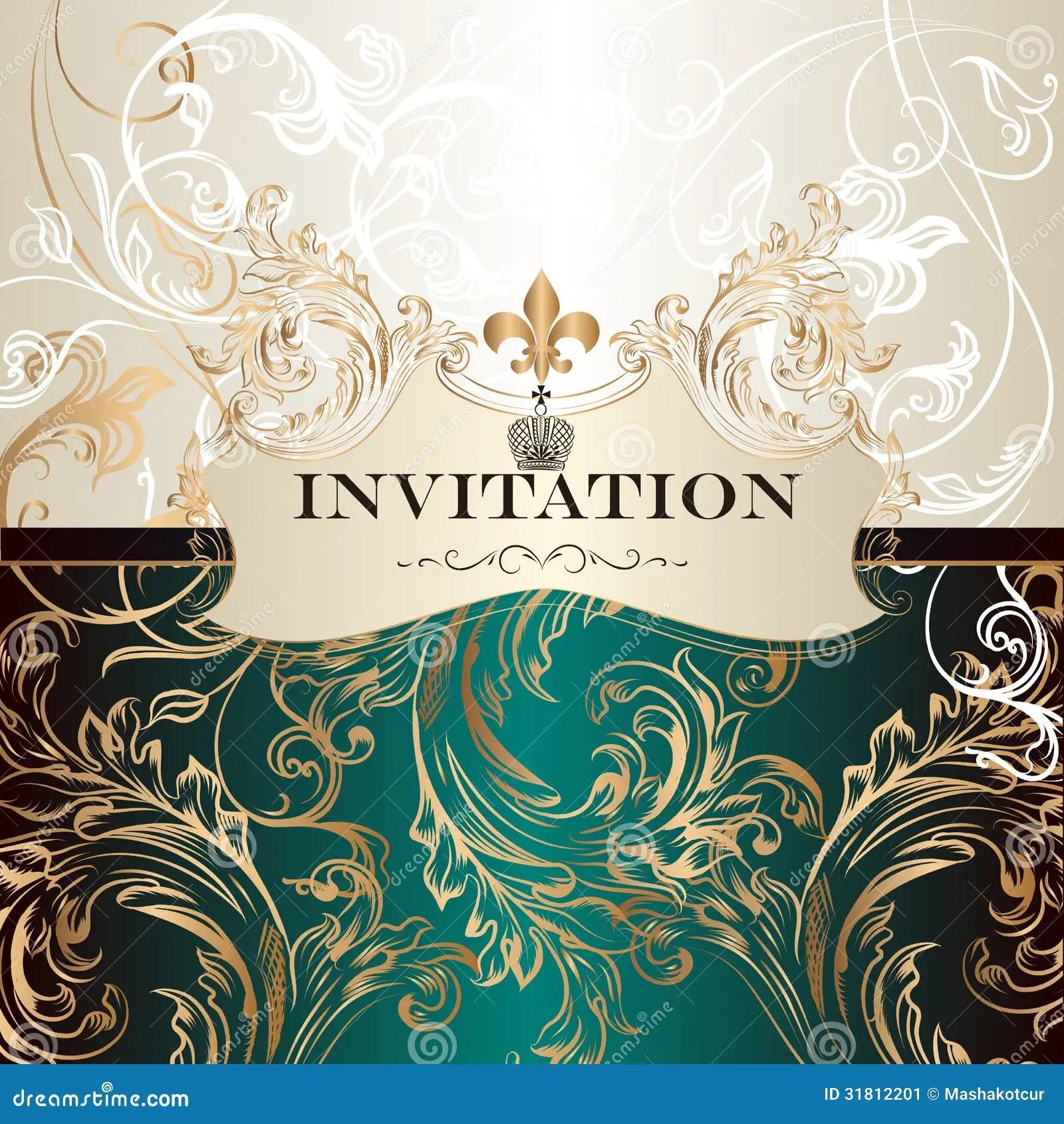 Card Invitation Wedding