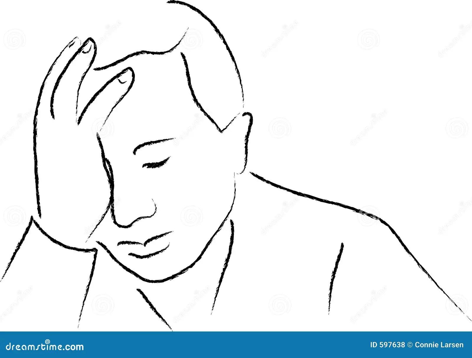 Emotion Stock Illustration Image Of Emotional Clip