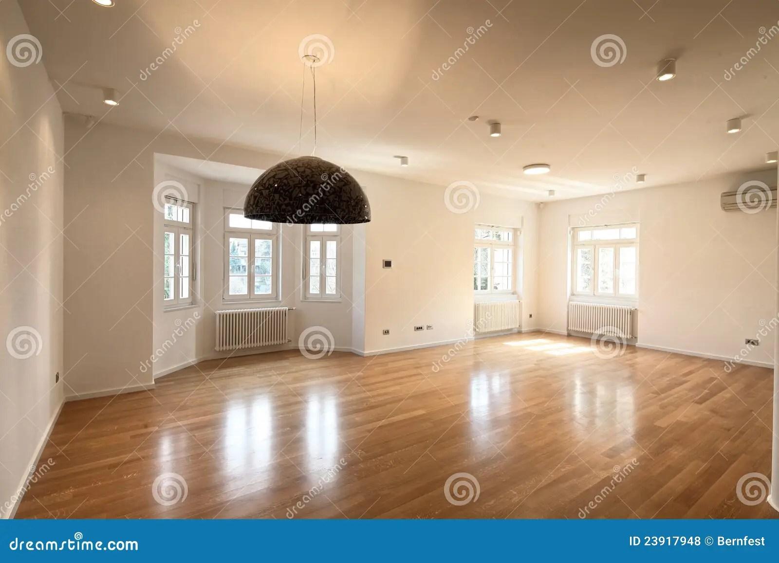 Empty Interior Of Apartment Royalty Free Stock Photos