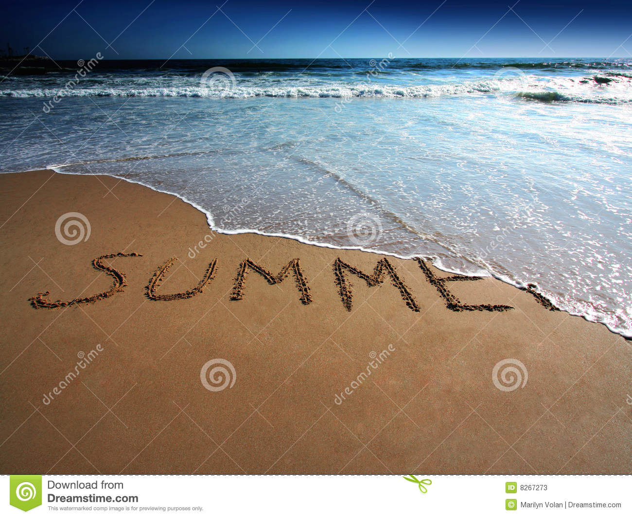 End Of Summer Stock Image Image Of Letters Background
