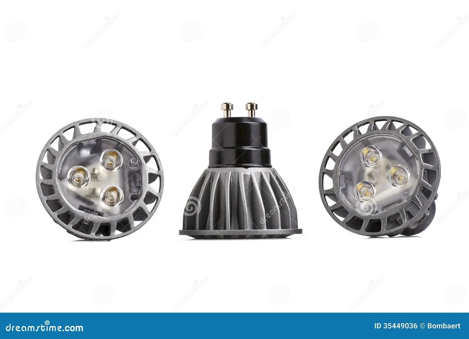 Energy Saving Led Light Bulb Royalty Free Stock Image