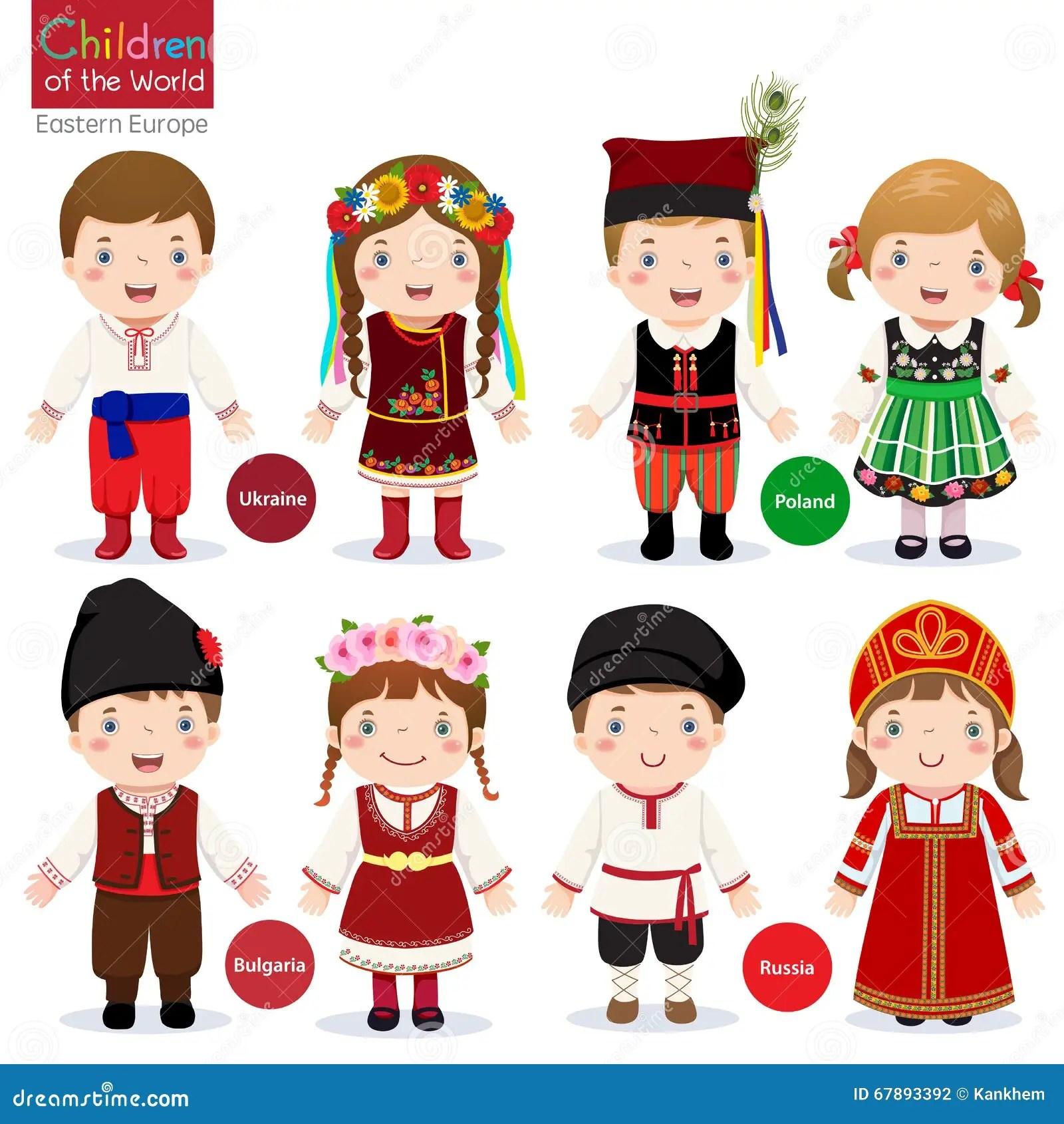 Costumes Traditionnels Pays Du Monde