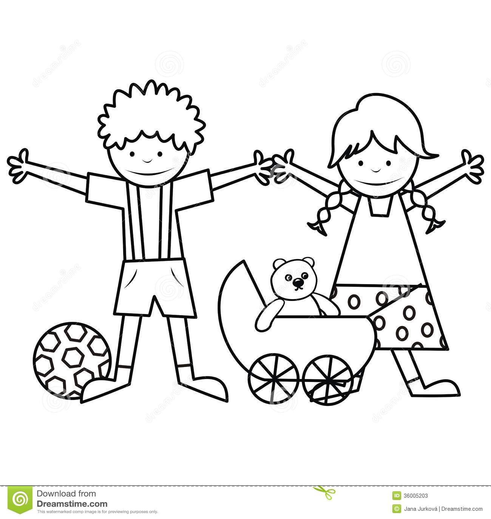 Enfants Et Jouets