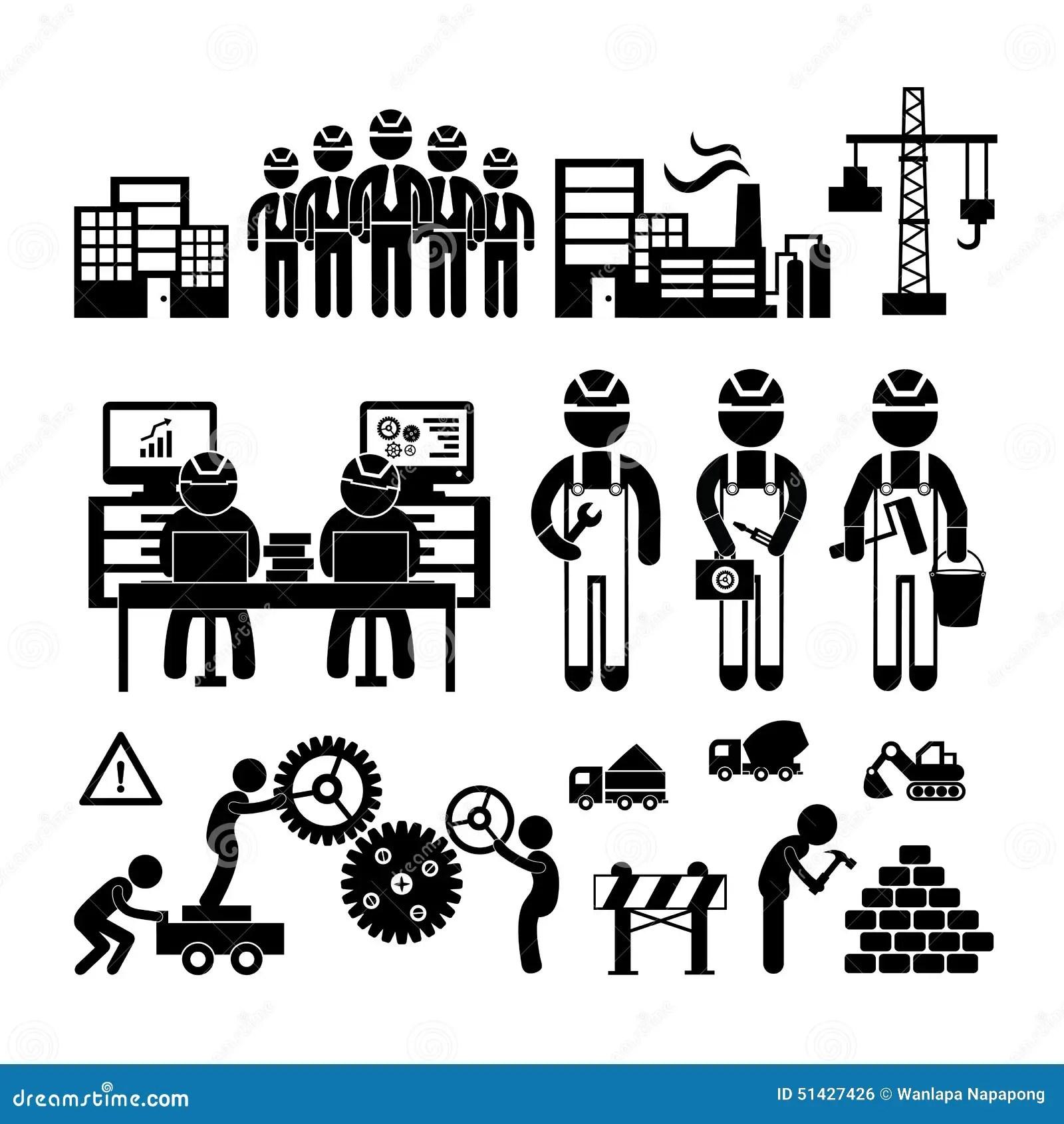 Engineering Icon Stock Vector