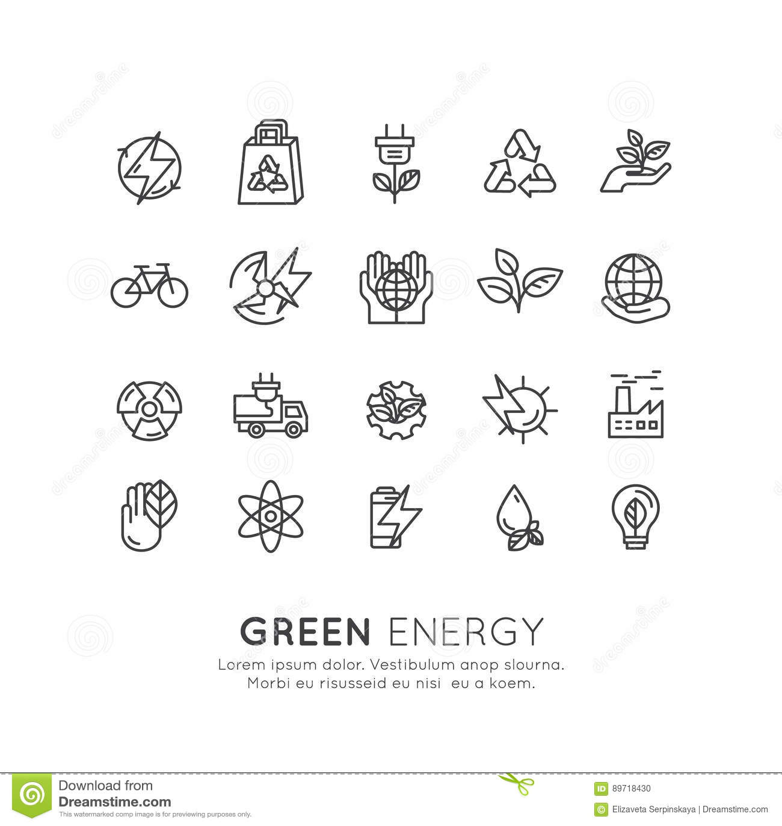 Environment Renewable Energy Sustainable Technology
