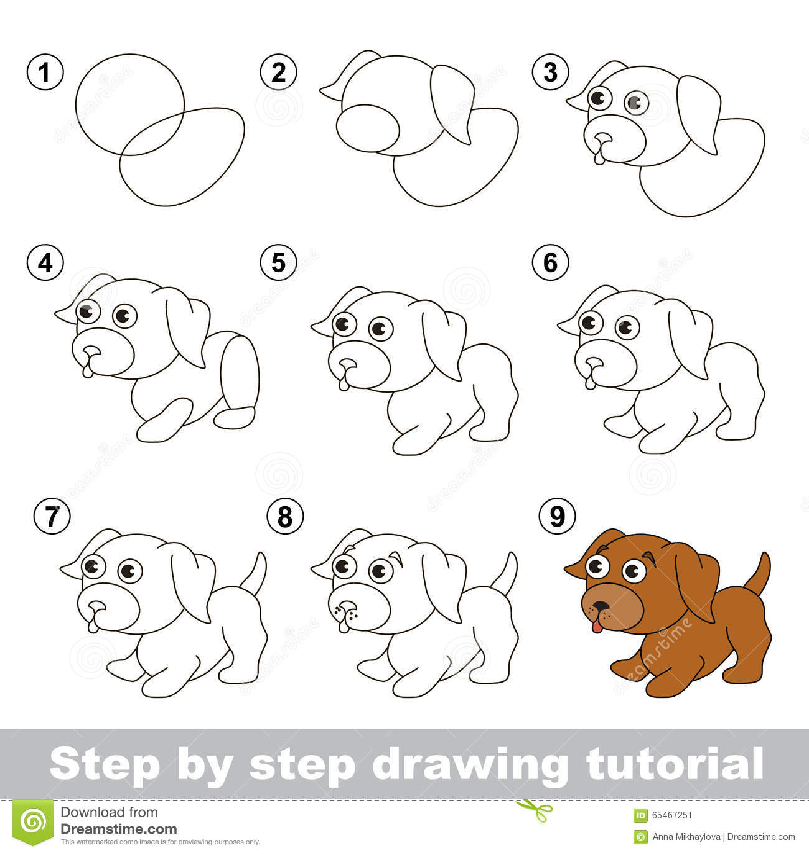 Disegnare Un Cane Per Bambini Ee27 Regardsdefemmes