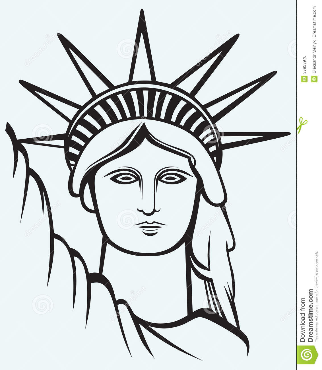 Statue Of Liberty By Oleksandr Melnyk Via Dreamstime