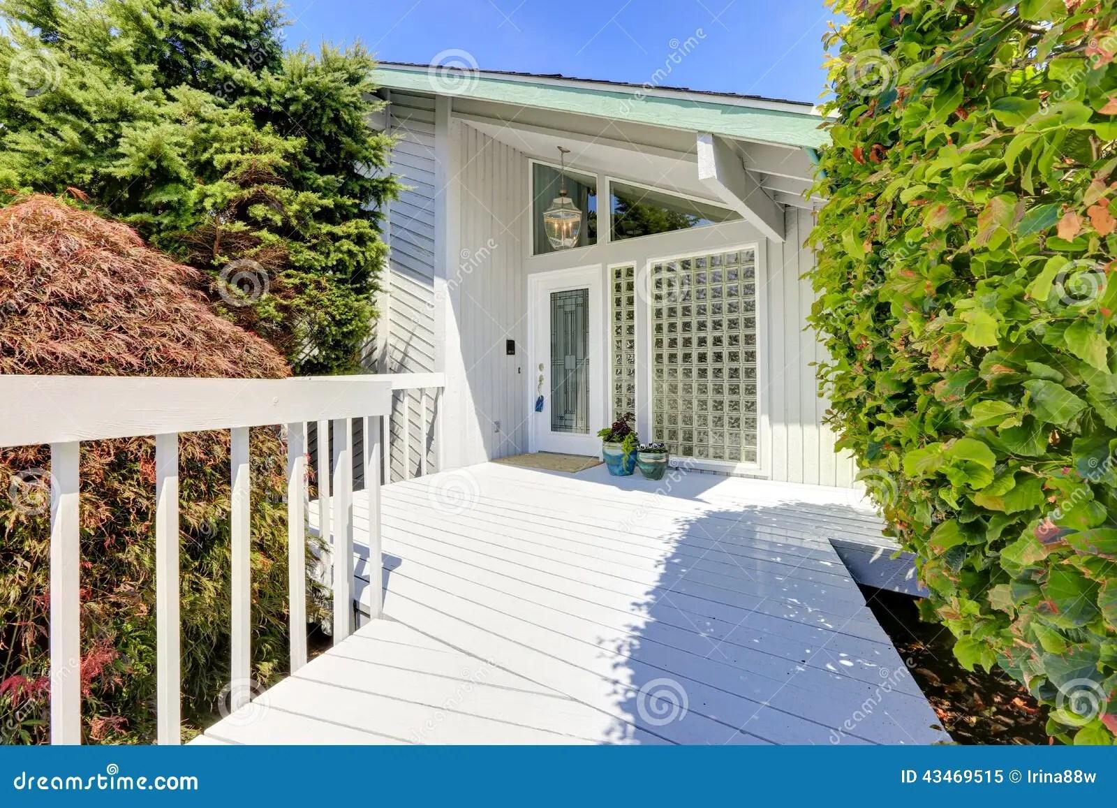 Back Porch Menu
