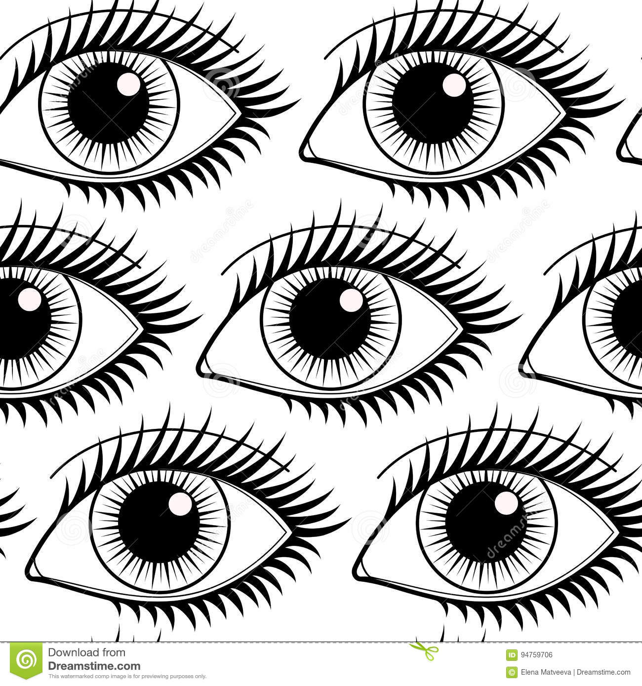 Ophthalmology Cartoons Illustrations Amp Vector Stock