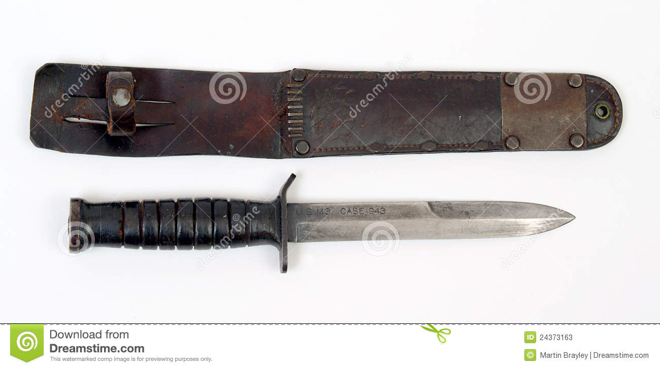 Fighting Knives Of Ww11