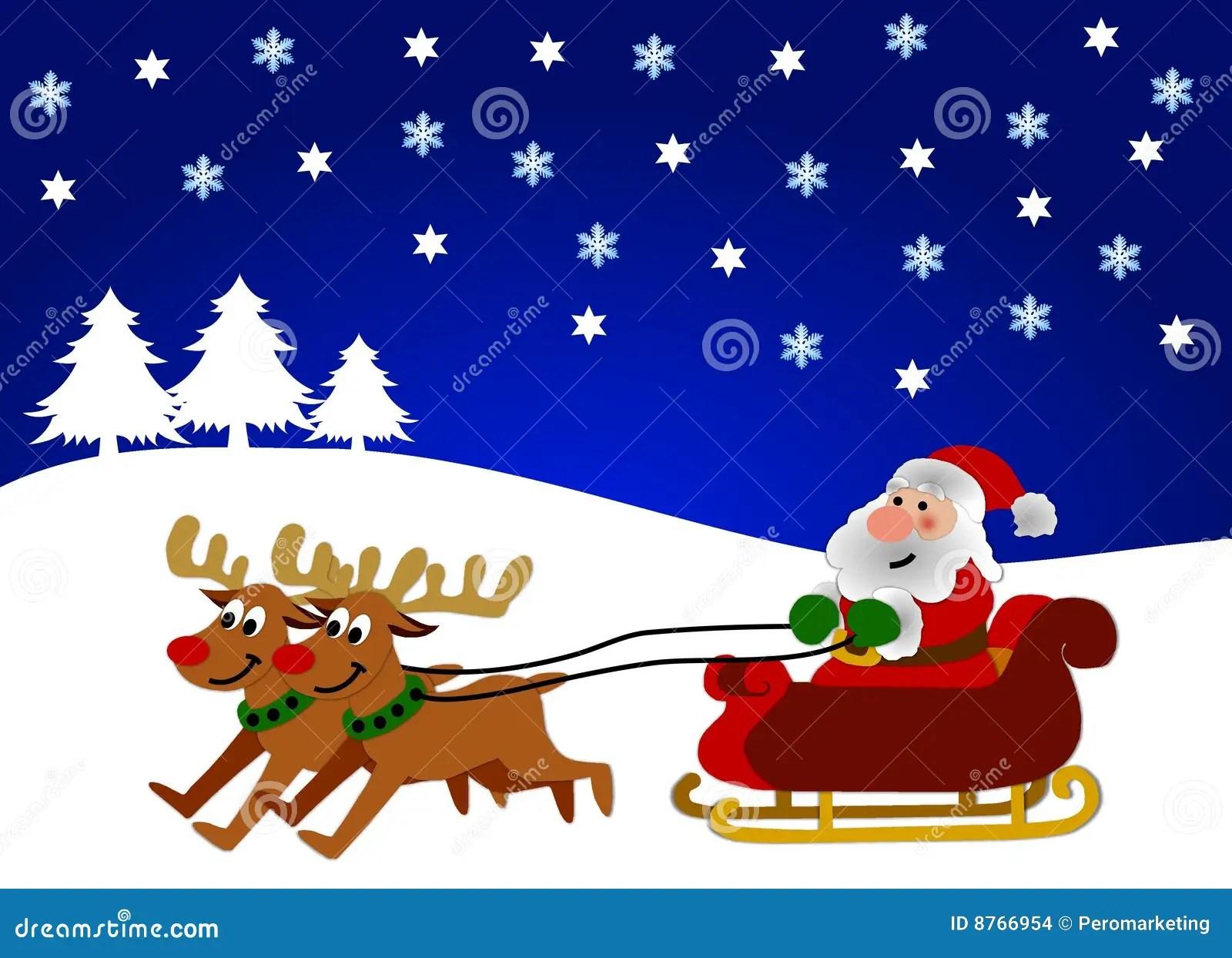 Father Christmas Sleigh