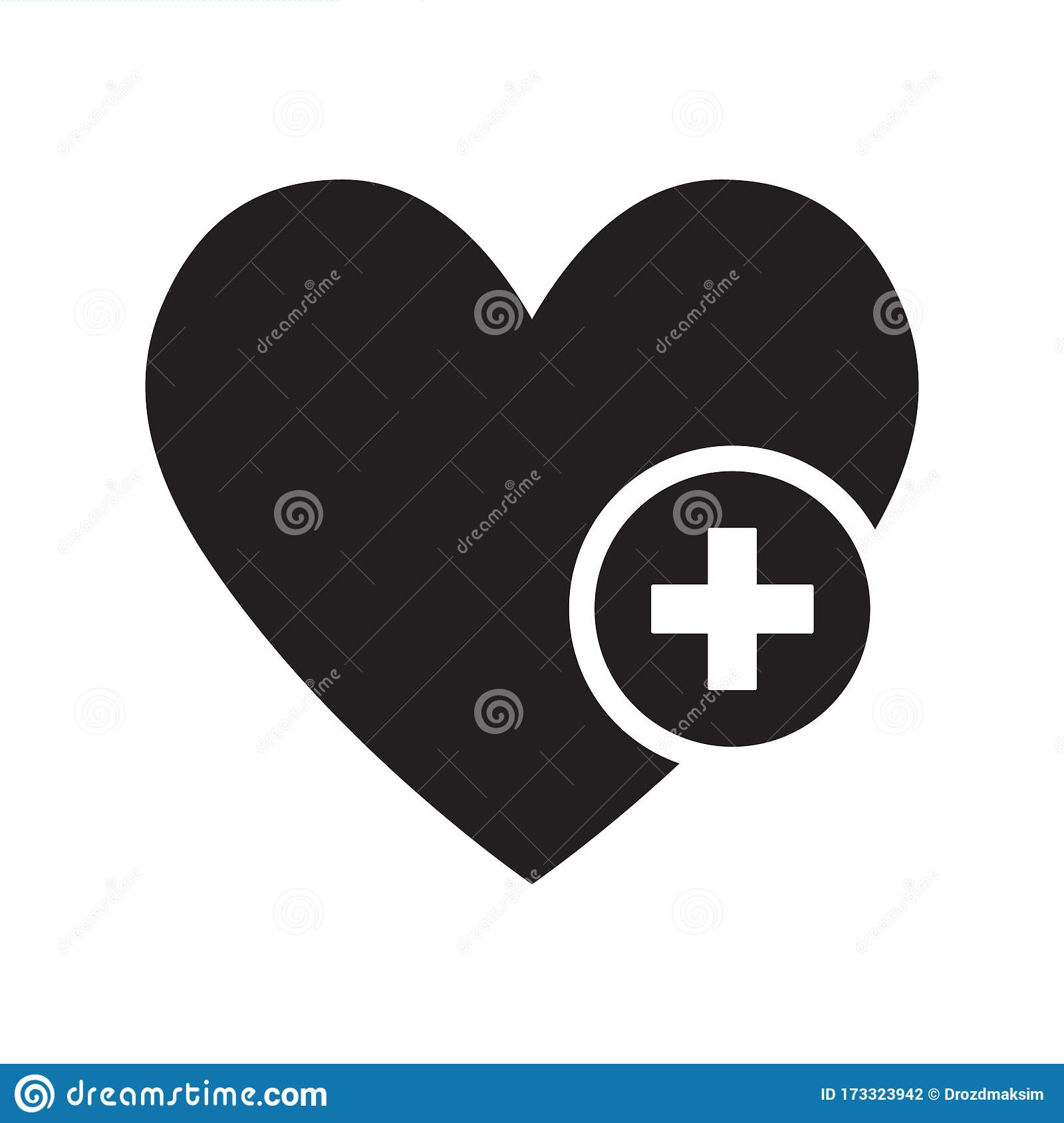 Favorites Icon With Plus Symbol Favorite Icon Heart Add
