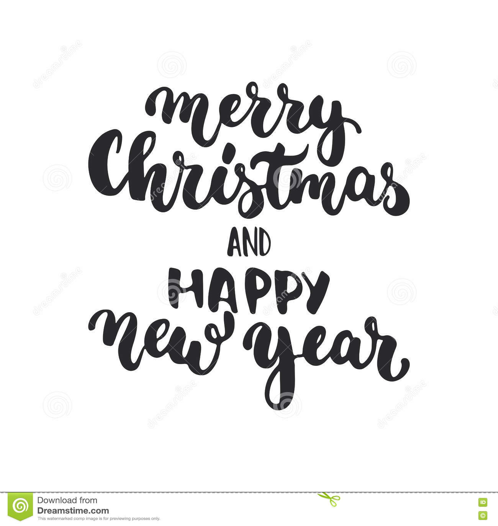Feliz Navidad Y Feliz Ano Nuevo