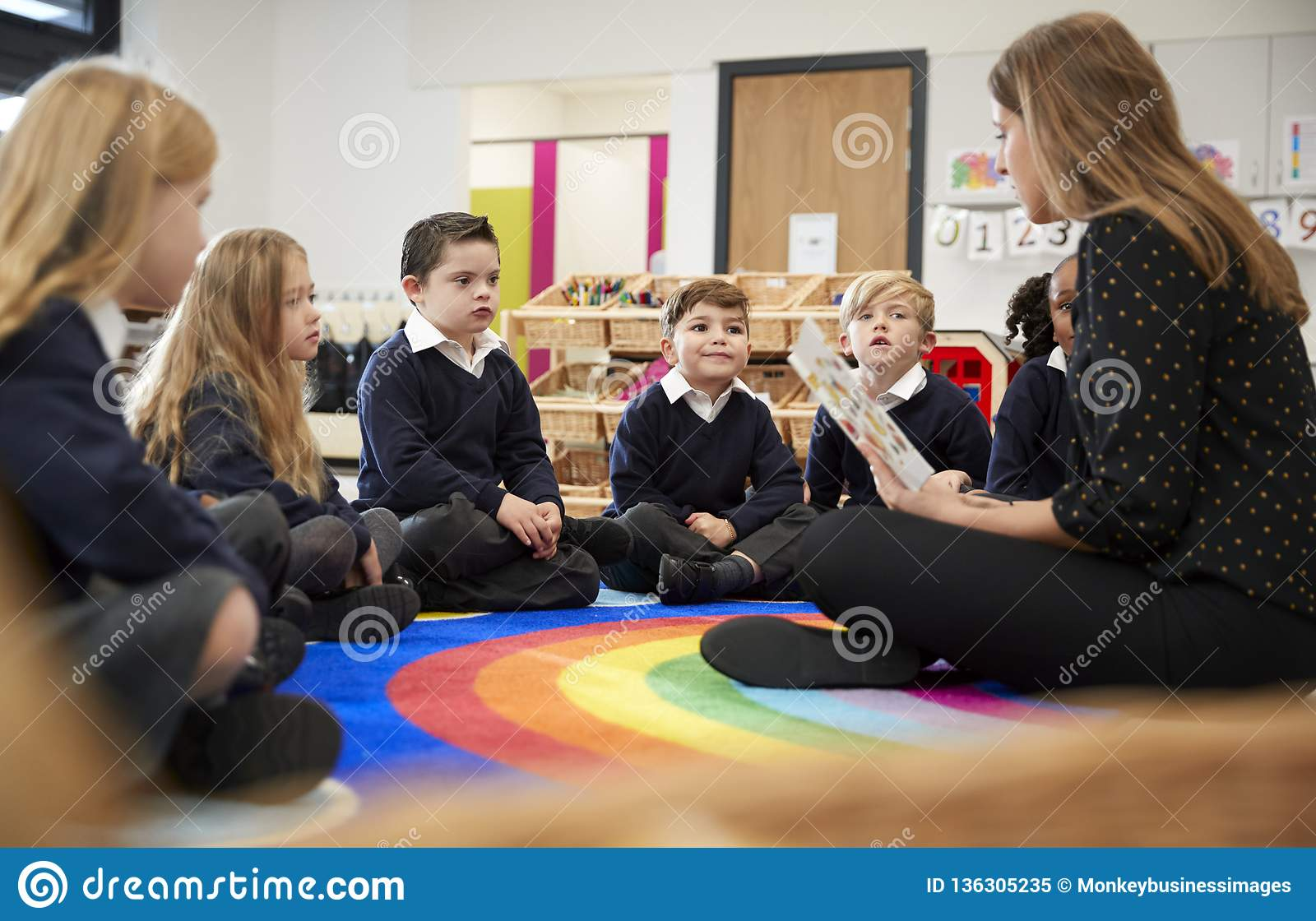 Teach Child How To Read Teaching Of Reading In Primary School