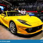 Ferrari 812 Superfast Editorial Photography Image Of Brand 142680242