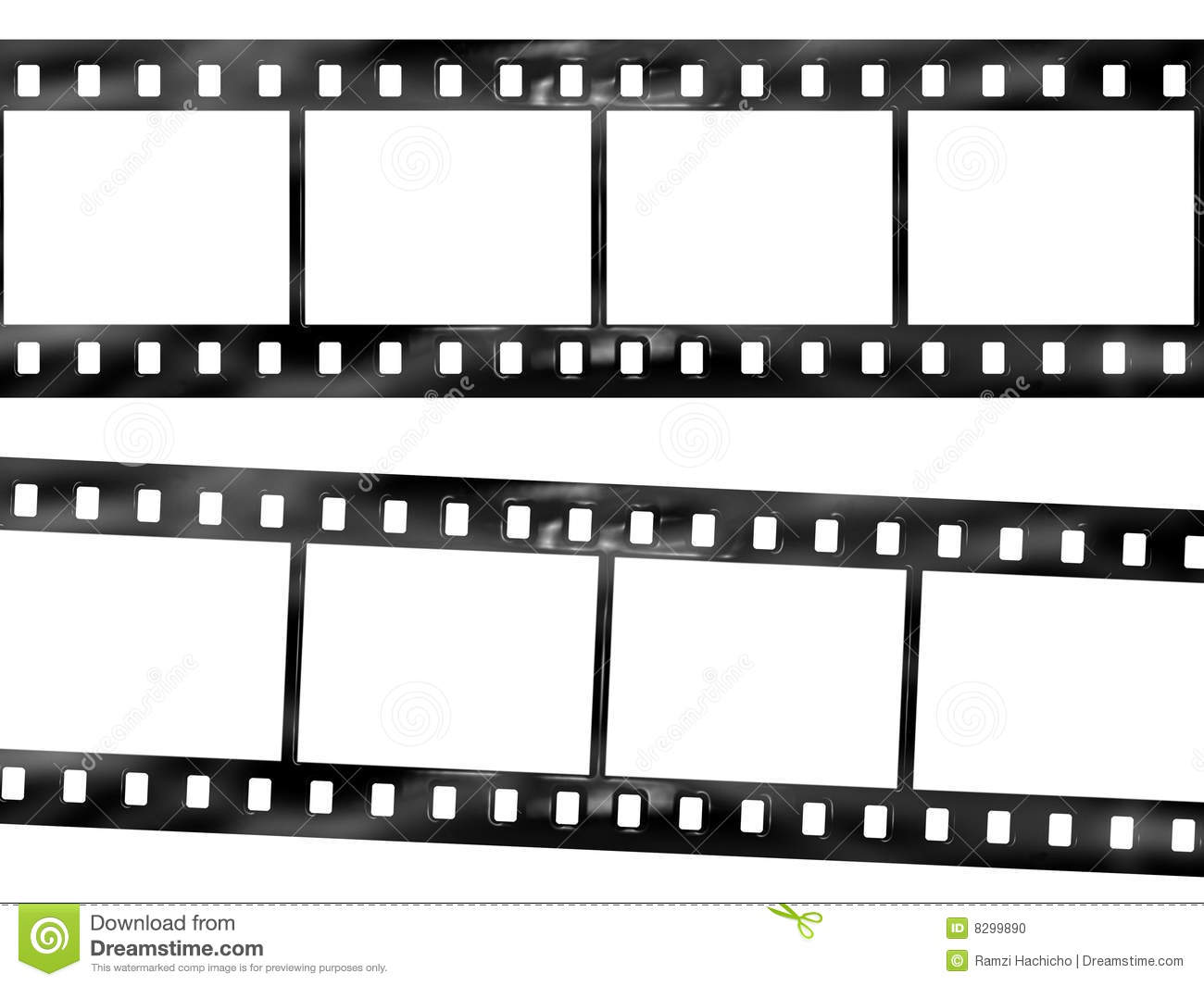 Movie Theater Sign Template
